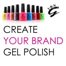 # Export USA private label uv gel nail polish high quality 134 colors, soak off nail gel polish