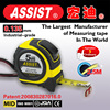 Promotional tape measure tools retractable steel tape measure,quality tools brand name tools