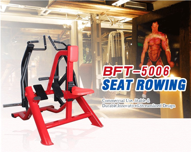 BFT-5006 Hammer Strength Gym Equipment Names for commercial use