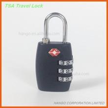 Custom Printed 3 Combination TSA Locks For Promotion