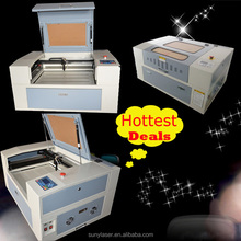 Agent Wanted Laser Engraver 640 with Red Dot Pointer