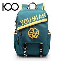 fashion nylon school backpack in guangzhou
