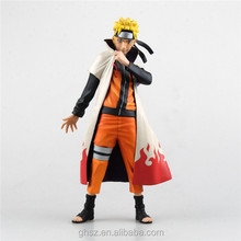 Plastic PVC 12 inch action figure / naruto action figures for sale