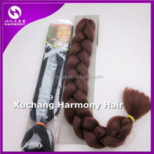HARMONY STOCK x-pression ultra braid synthetic hair/x-pression braid hair/x-pression ultra braid hair