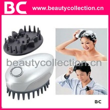 BC-0907 Top Sale Health Care Function Scalp Cleaning Head Massager