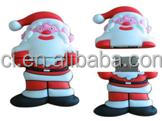 8GB Christmas gift, Santa Claus USB pen pen drives, Father Christmas USB flash drives