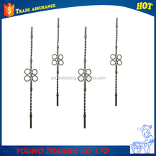 iron cast components / wrought iron / handrail parts for iron gate and fence
