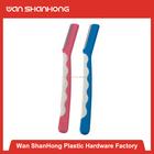 Wsh marca plástico durável sobrancelha barbear navalha