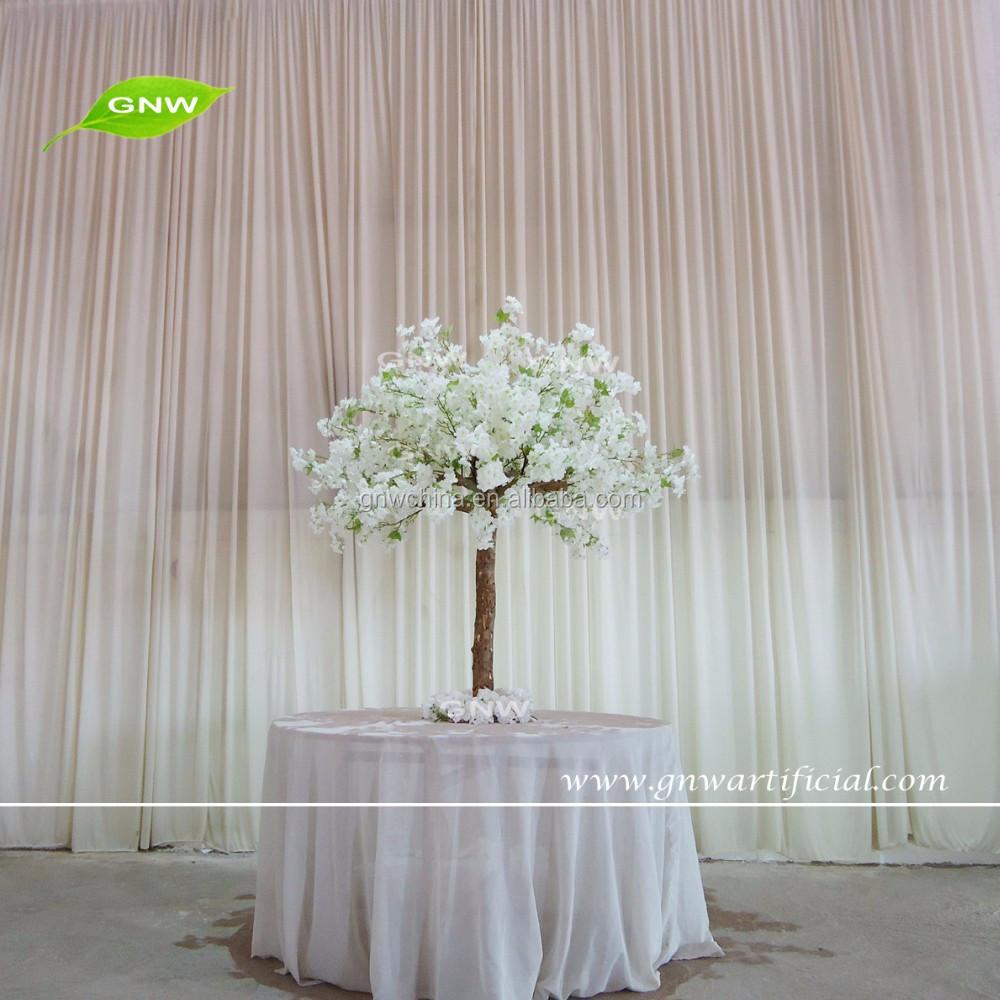 Gnw Ctr1605005-b Hot Sale White Cherry Blossom Trees Wedding Tree ...