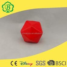 Cute popular custom printed anti-stress ball, free stress ball, pu ball