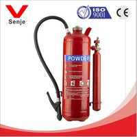 12kg portable abc power fire extinguisher with external gas cartridge