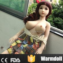 big boobs mini silicone toy sex doll porn cartoon girl