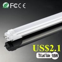 1200mm T8 UL 4FT 6400k fluorescent light tubes 18W Led Light tube lowes lighting department