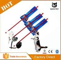 2015 pet toys for cat dancer toy cat teaser stick toy
