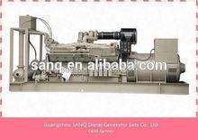 220kva soundproof diesel genset SQC1100 1250KVA at 50Hz