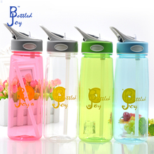 10 Years Manufacturer Experience, 0 Risk! Novelty Gift Clear Drink Bottle Tritan Plastic Drinking Sport Water Bottle with FDA