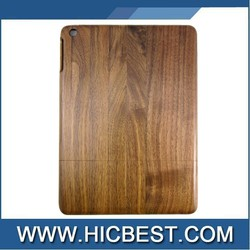 Eco friendly wooden bamboo case for iPad 2,3,4
