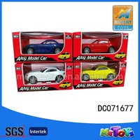 2015 Hot sell 1:43 pull back die cast car model toys