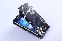 New Arrival Flower Flip Case Cover For Samsung Galaxy S4 Mini i9190 From Alibaba China