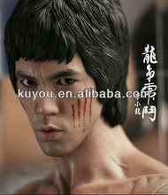 (Hot Toys Figma) 1/6 Bruce Lee escala de colección figura de proveedor