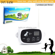 Portable Professional Pet Kennel Containment Instant Wireless Dog Fence