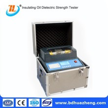 Hzjq-1b transformador de aislamiento dieléctrica del aceite de la prueba
