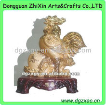 Factory sale cock ornaments figurine gift crafts