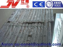 Material de construcción de poliuretano panel sándwich para cuarto frío