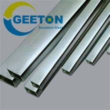 304 stainlesss steel welded rectangular tube for structural and mechanical