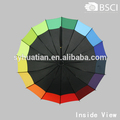 avon umbrella advertising umbrella promotion umbrella rainbow umbrella