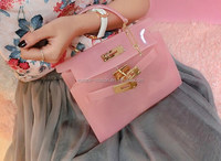 2015 the European and American MINI handbag/jelly handbag/diagonal package bags