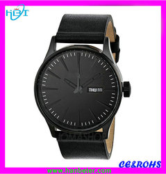 Wholesale minimalist style Mechanical Movement Mens Wrist Watches with 5 atm water resistant