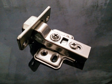 removable Iron soft closing spring door hinge