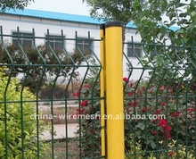 specialized production Pvc coated Fence Sheets