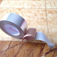 aluminiumfolie glasfasergewebe band für automotive schallschutz und absor