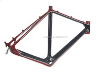 Hot Sale 3K/UD aluminum road bike frame made in taiwan