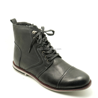 High quality most fashion western style classic fashionable men's cow leather boots