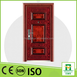 2015 high quality american steel door with various color from china supplier