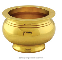 Incense preferred Fashion classical Plain solid color light body Copper Incense Burners Well price Gifts to share