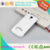 Wholesale alibaba china supplier 2200mah external battery case cell phone protective shell for samsung galaxy s4 mini