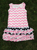 100% Cotton Kids Clothing wholesale Cotton Baby Tank Top Dresses Baby Girls Dress Designs