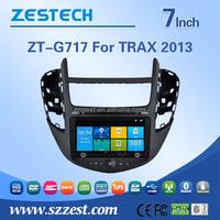 car audio system for Chevrolet TRAX 2013 audio system ATV BT radio A8 chipset