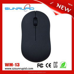 Portable 3D Optical Mouse 2.4GHZ Wireless Mouse