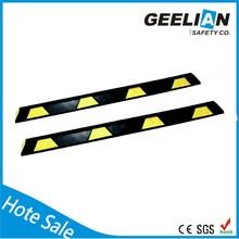 Wheel Chock/rubber wheel chocks/ stop yellow wheel chocks motorcycle wheel chock stand