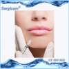 Hot sale Cross Linked Hyaluronic acid Dermal filler for lip filling/lip filler/ lip Agumentation