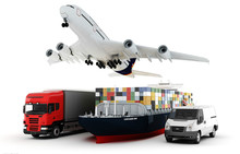 International cargo transportation from China to worldwide