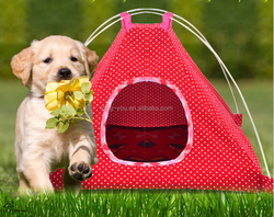 Hot wholesale high quality warm nice beauty pet bed tent,house for dog
