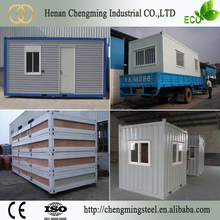 Best Performance Steady Beautiful 20 Ft Pu High Design Container House