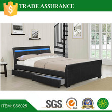 Bedroom Furniture Type hot bed with storage