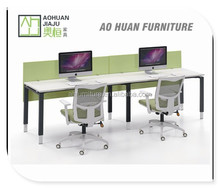 Commercial Furniture Office Furniture 2 Person Computer Desk 2 Person Workstation